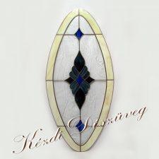 Tiffany- és ólomüveg - nyílászáróba 08.