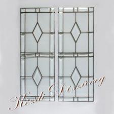 Tiffany- és ólomüveg - nyílászáróba 17.