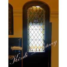 Tiffany- és ólomüveg nyílászáróba 30.