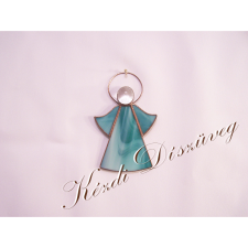 Tiffany üveg - angyal 01.