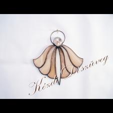 Tiffany üveg - angyal 12.
