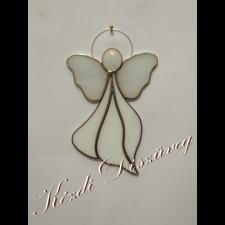 Tiffany üveg - angyal 27.
