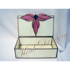 Tiffany üveg - díszdoboz 07-2.