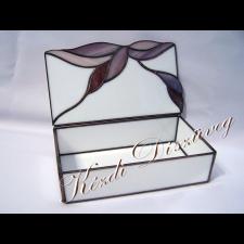 Tiffany üveg - díszdoboz 08-2.
