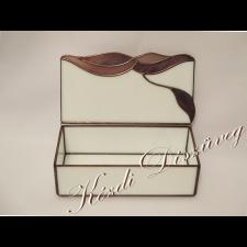 Tiffany üveg - díszdoboz 09-2.