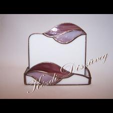 Tiffany üveg - dísztárgy 05.