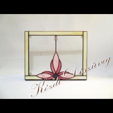 Tiffany üveg - fényképtartó 05.