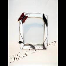 Tiffany üveg - fényképtartó 06.