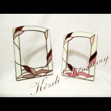 Tiffany üveg - fényképtartó 07.