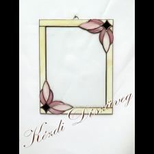 Tiffany üveg - fényképtartó 08.