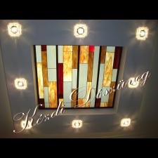 Tiffany üveg - felülvilágító 16.
