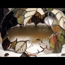 Tiffany- és ólomüveg javítás, restaurálás 02-2.