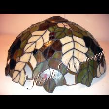 Tiffany- és ólomüveg javítás, restaurálás 02-3.