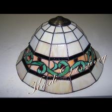 Tiffany- és ólomüveg javítás, restaurálás 04-1.