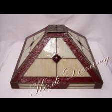 Tiffany- és ólomüveg javítás, restaurálás 06-1.