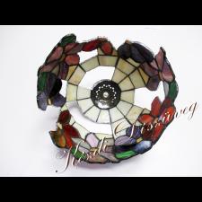Tiffany- és ólomüveg javítás, restaurálás 09-2.