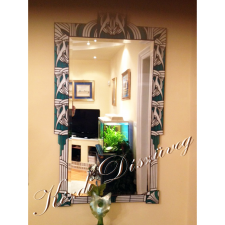 Tiffany- és ólomüveg javítás, restaurálás 13-1.