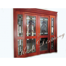 Tiffany- és ólomüveg javítás, restaurálás 30-2.