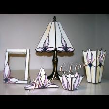 Tiffany üveg - felülvilágító 01-2.