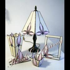Tiffany üveg - felülvilágító 01.