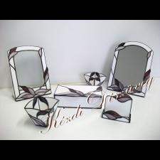 Tiffany üveg - felülvilágító 04-2.