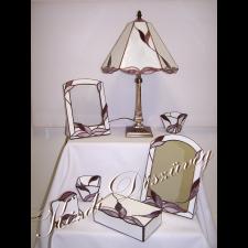 Tiffany üveg - felülvilágító 05.