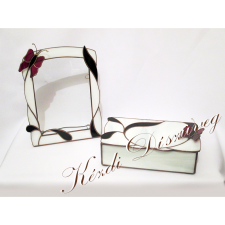 Tiffany üveg - felülvilágító 09.