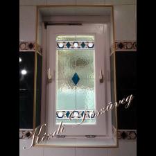 Tiffany- és ólomüveg nyílászáróba 04.