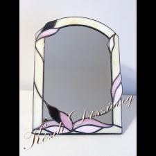 Tiffany üveg - tükör 04.