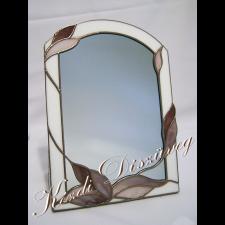 Tiffany üveg - tükör 05.