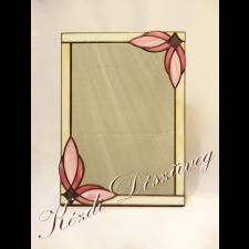Tiffany üveg - tükör 06.