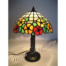 Tiffany lámpa - gömb 03-1.