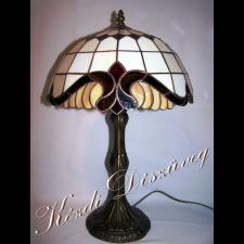 Tiffany lámpa - gömb 04-2.