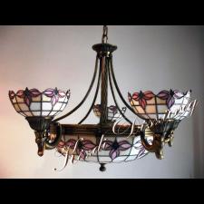 Tiffany lámpa - gömb 05-2.