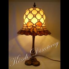 Tiffany lámpa - gömb 06-1.