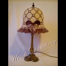 Tiffany lámpa - gömb 06-2.
