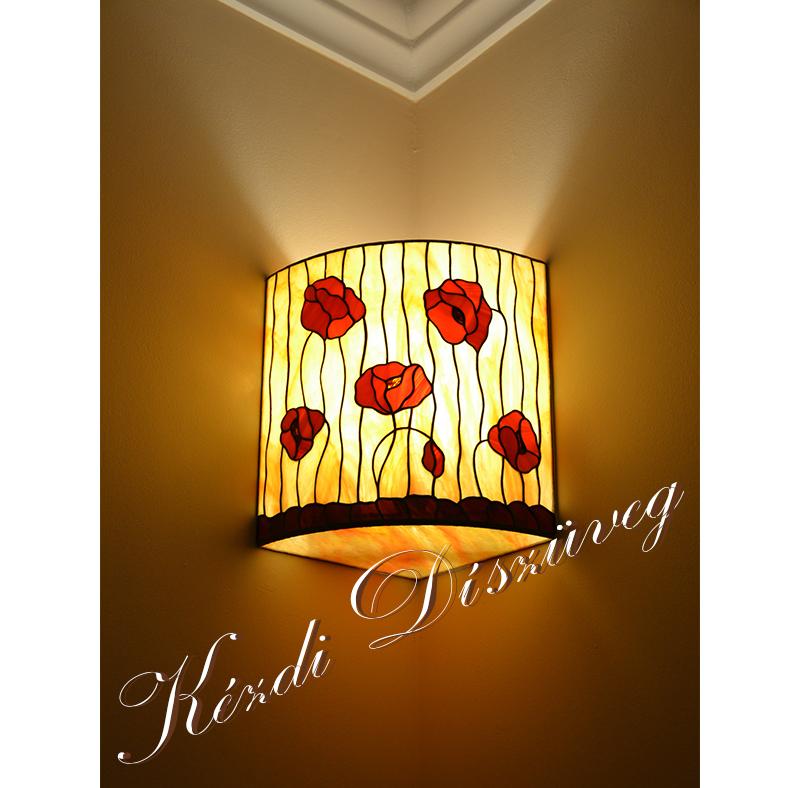 Tiffany- és ólomüveg nyílászárókba