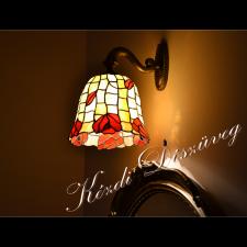 Tiffany lámpa - gömb 08-1.