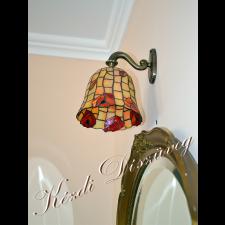 Tiffany lámpa - gömb 08-2.
