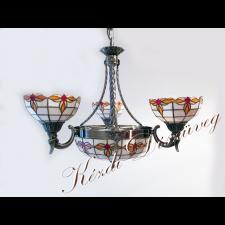 Tiffany lámpa - gömb 10-2.