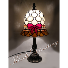 Tiffany lámpa - gömb 11-1.