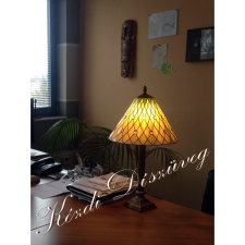 Tiffany lámpa - gömb 12-1.