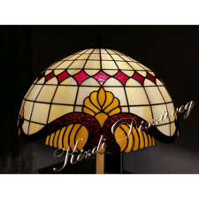 Tiffany lámpa - gömb 13-1.